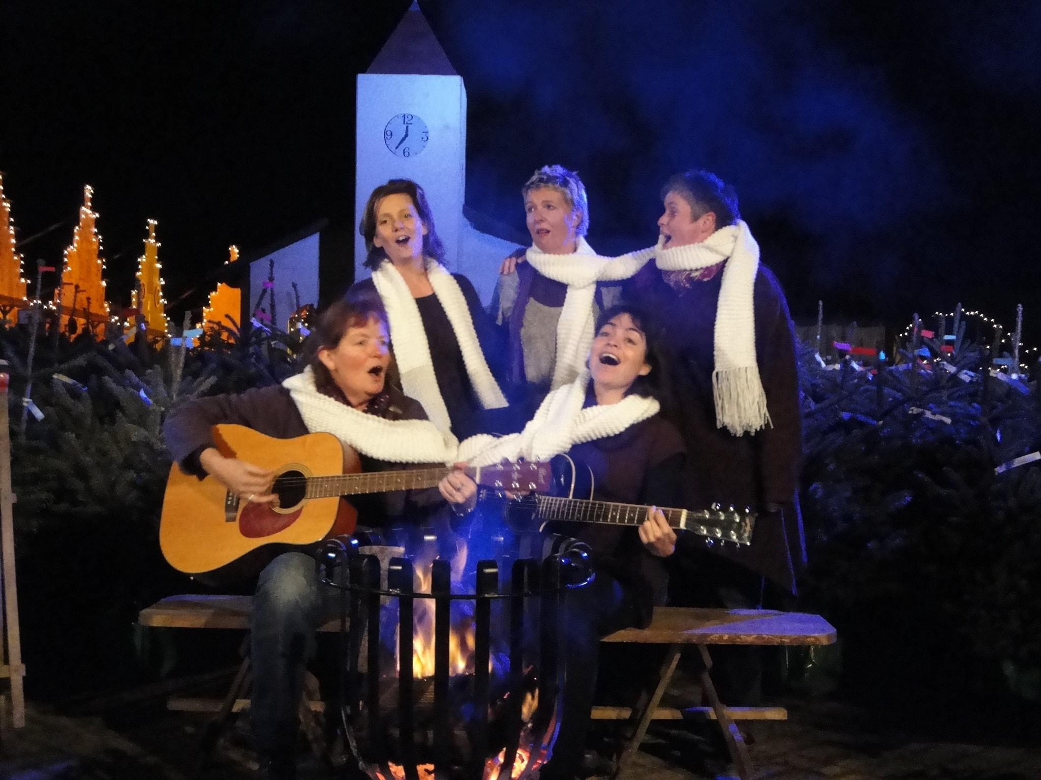 kerst Vaarderhoogt Soest 2009