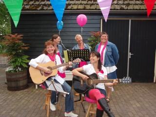 Bruiloft Henk & Paulien, Hooglanderveen